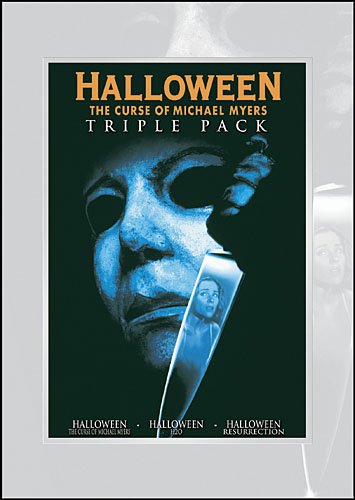 Halloween Triple Pack (Halloween - The Curse of Michael Myers