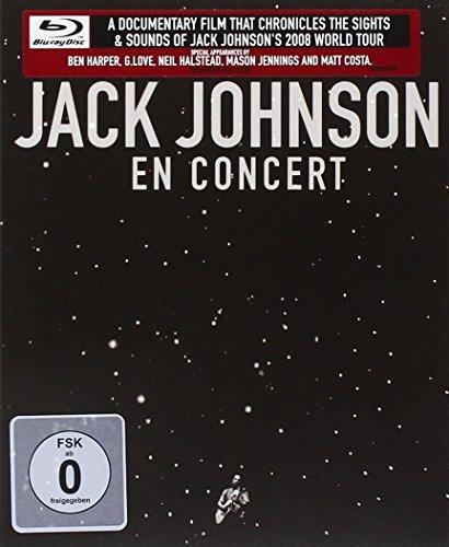 Jack Johnson: En Concert [BLU-RAY] [Blu-ray]