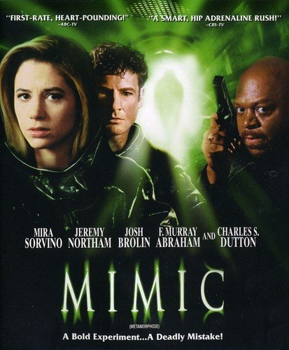 Mimic [Blu-ray]