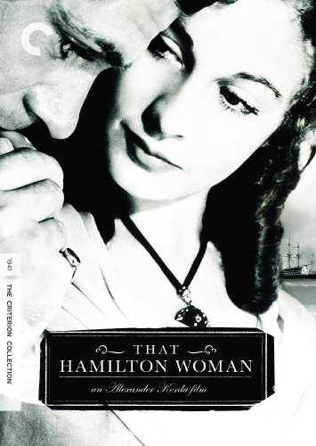 That Hamilton Woman- Criterion Collection