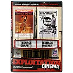 Exploitation Cinema: Teenage Graffiti & Teenage Mother
