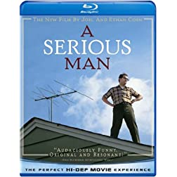 A Serious Man [Blu-ray]