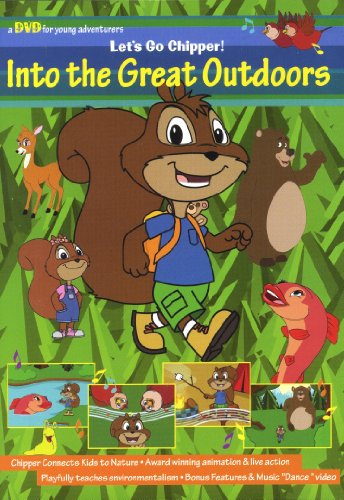 Let's Go Chipper!: Into the Great Outdoors
