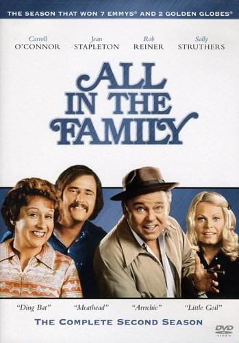 All in the Family: Complete Second Season (3pc)