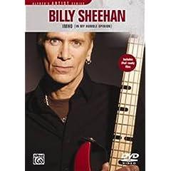 Billy Sheehan Home Bass (DVD)