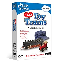I Love Toy Trains