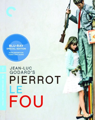 Pierrot Le Fou- Criterion Collection [Blu-ray]