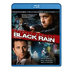 Black Rain [Blu-ray]