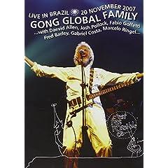 Gong Global Family: Live in Brazil