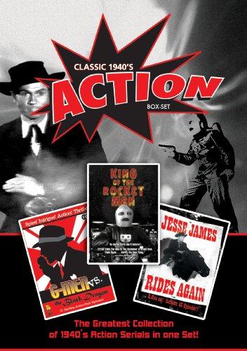 Classic 1940's Action Box Set
