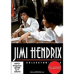 Jimi Hendrix DVD Collector's Box: Unauthorized