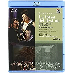 La Forza del Destino [Blu-ray]