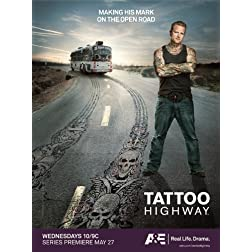 Tattoo Highway: Season 1 DVD SET