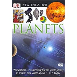 Eyewitness-Planets