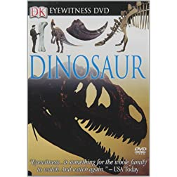 Eyewitness: Dinosaur