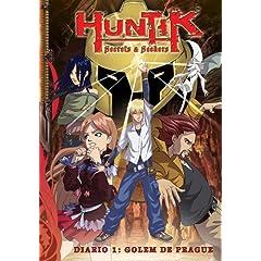 Huntik-Secrets & Seekers Volume 1 (Spanish Language)