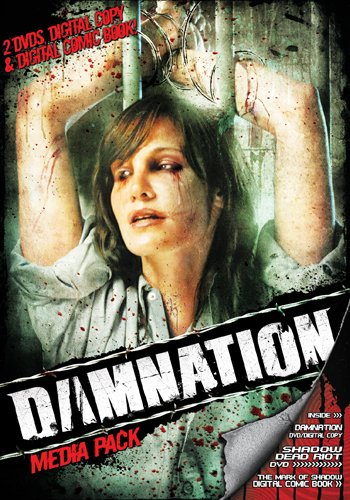 Damnation Media Pack