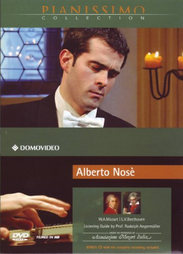 Pianissimo Collection: Alberto Nose - Mozart/Beethoven