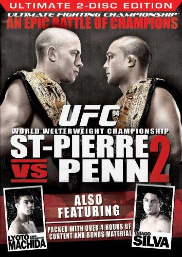 UFC 94: St-Pierre v. Penn