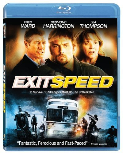 Exit Speed [Blu-Ray]