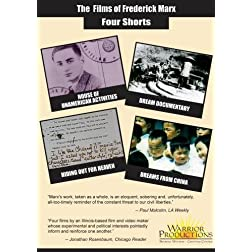 Four Short Films By Frederick Marx (Institutional Use)