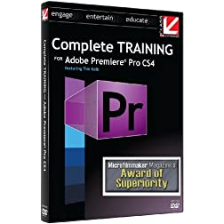 Class on Demand 2009: Complete Training for Adobe Premiere Pro CS4 2009: Adobe 2009 Educational Tutorial Training DVD