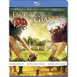 Facing the Giants [Blu-ray]