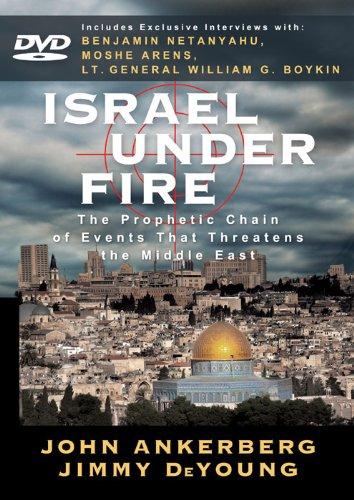 Israel Under Fire DVD