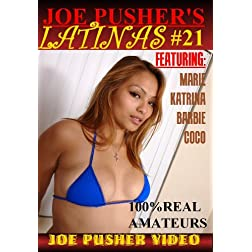 Joe Pusher's Latinas #21