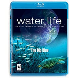 Water Life: The Big Blue [Blu-ray]