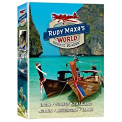 Rudy Maxa's World: Exotic Places (6pc)