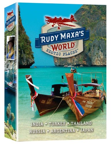 Rudy Maxa's World: Exotic Places (6pc)