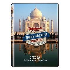 Rudy Maxa's World: India
