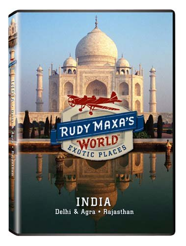 Rudy Maxa's World: India