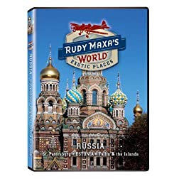 Rudy Maxa's World: Russia & Estonia