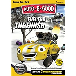 Auto-B-Good: Fuel for the Finish