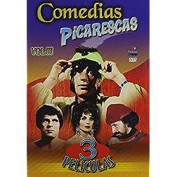 Comedias Picarescas: Alfonso Zayas, Vol. 3