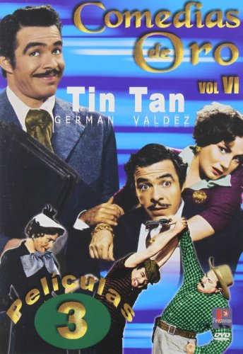 Comedias de Oro: Tin Tan, Vol. 6