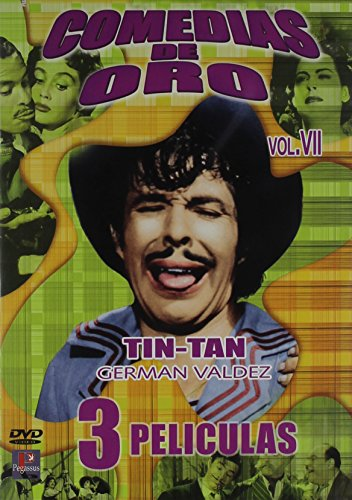 Comedias de Oro: Tin Tan, Vol. 7