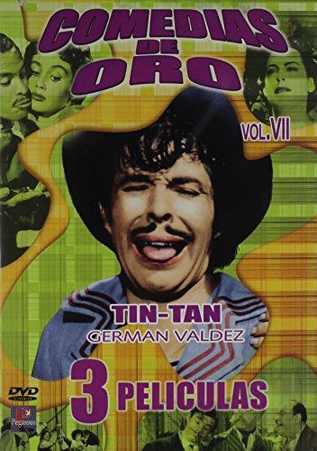 Comedias de Oro: Tin Tan, Vol. 7