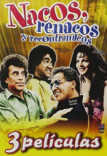Nacos Renacos Y Recontranacos (3pc) (Spanish)