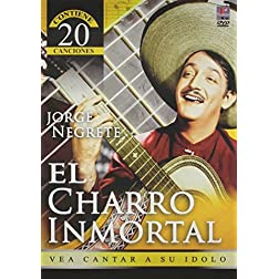 Jorge Negrete: El Charro Inmortal (3pc) (Spanish)