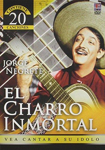 Jorge Negrete: El Charro Inmortal (3pc) (Spanish)