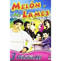 Melon Y Me Lames (3pc) (Spanish) (3pk)