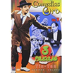 Comedias de Oro: Tin Tan, Vol. 5