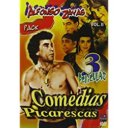 Comedias Picarescas, Vol. 2