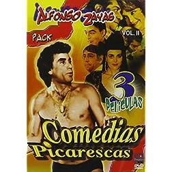 Comedias Picarescas, Vol. 2