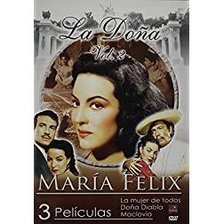 Dona (3pc) (Spanish) (3pk)