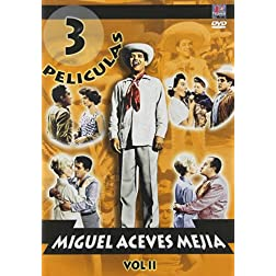 Miguel Aceves Mejia 2 (3pc) (Spanish) (3pk)