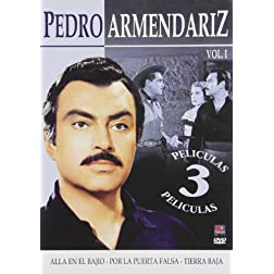 Pedro Armendariz (3pc) (Spanish) (3pk)